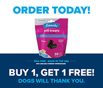 Frenzies Pill treats April