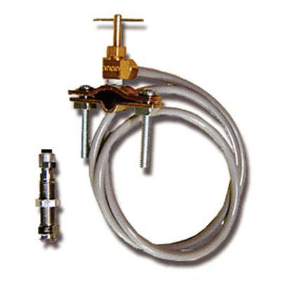 Saddle Valve Water Assembly
