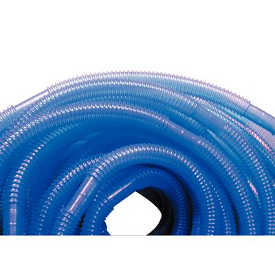 Blue Plastic Scavenging Tubing