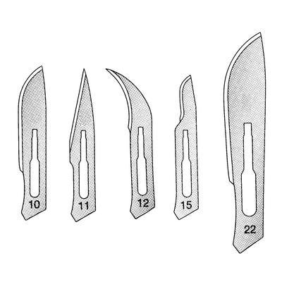 Bard-Parker Blades