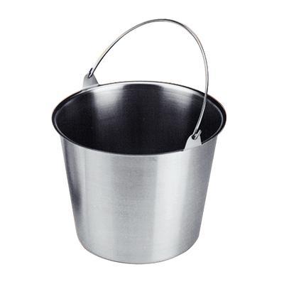 Stainless Steel Hospital Bucket