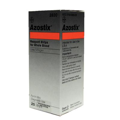 Azostix Reagent Strips