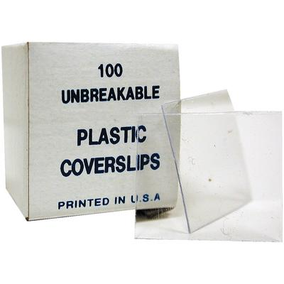 Plastic Cover Slips