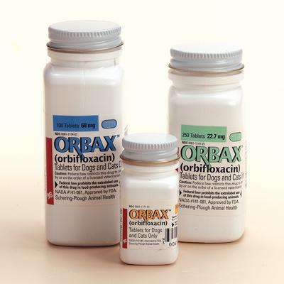 Orbax® Tablets