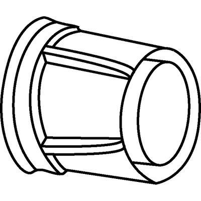 Monoject™ Syringe Tip Cap