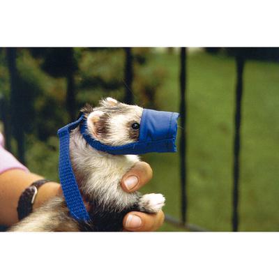 Quick Release Nylon Ferret Muzzle