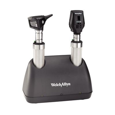 Welch Allyn® 3.5 V Desk Charger with Rechargeable Nickel Cadmium Handles