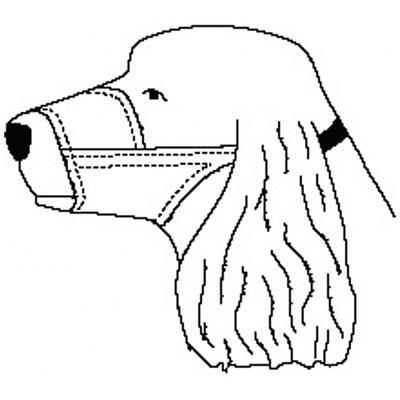 JorVet Nylon Muzzles