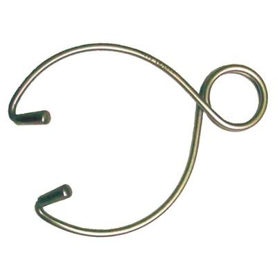 Ruggeberg's Spring-Type OB Double Eye Hook