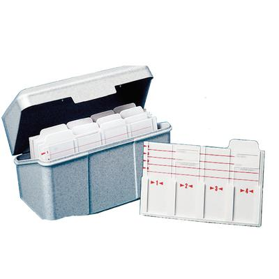 Slide Storage and Index Box