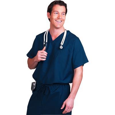 Unisex Cap Sleeve Scrub Shirts