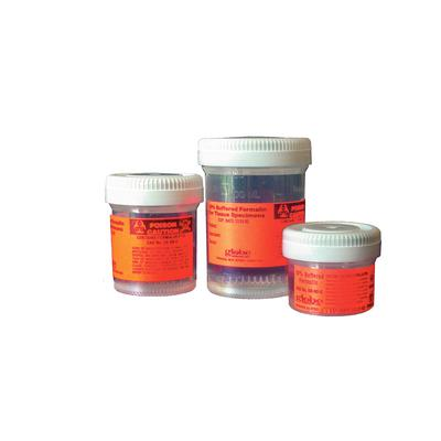 Formalin-Filled Jars