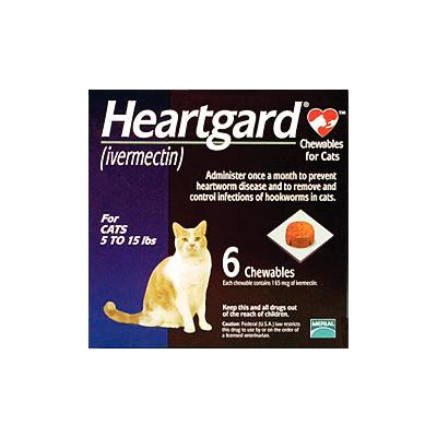 Heartgard® Chewables Feline