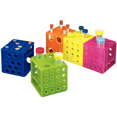 Universal Cube Test Tube Rack