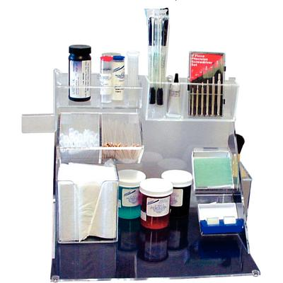 Microscope Accessories Custom Organizer