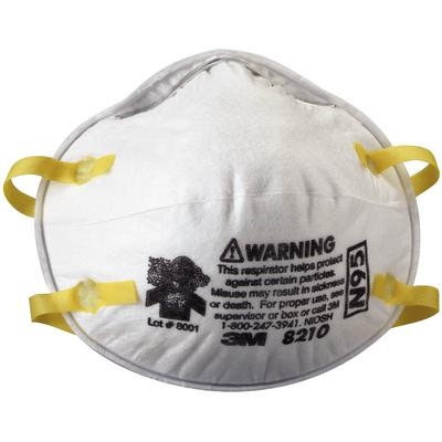 3M™ N95 Health Care Particulate Respirator