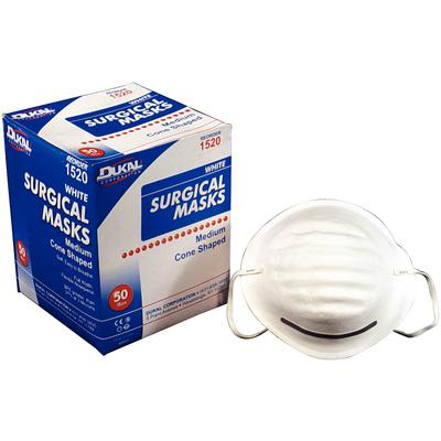 Dukal™ Cone Surgical Mask
