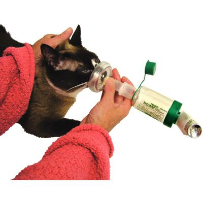 Feline Breathe Easy Inhalant Delivery System
