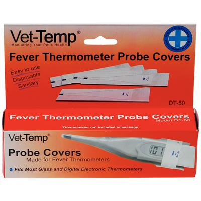 Vet-Temp® Fever Thermometer Probe Covers