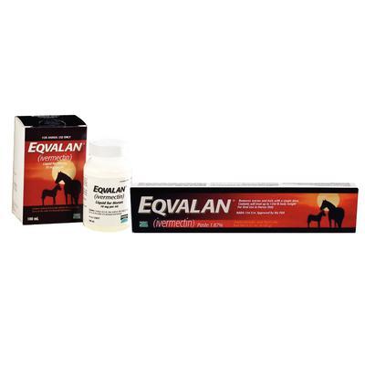 EQVALAN® Oral Liquid 1%
