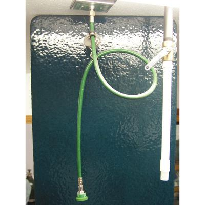 Oxygen Hose Retractor