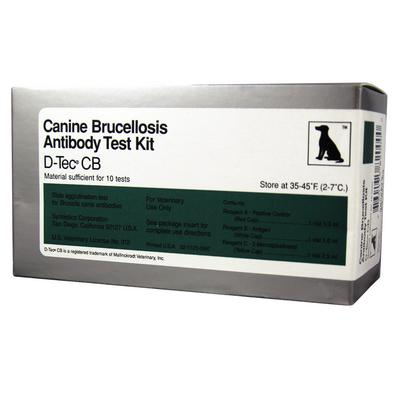 D-Tec® CB Canine Brucellosis Test Kit