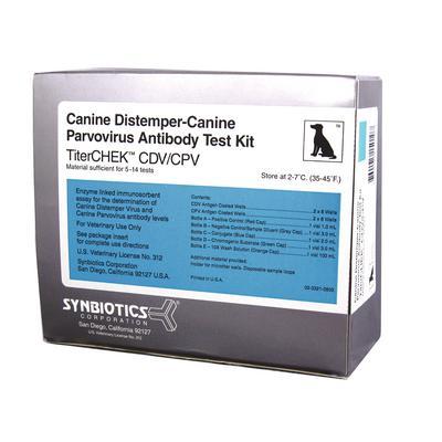TiterCHEK® CDV/CPV Test Kit