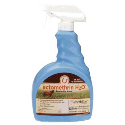 Ectomethrin H2O™ Equine Fly Spray