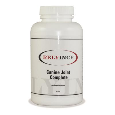 Canine Joint Complete Chewable Tablets