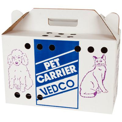 Corrugated Pet Carriers