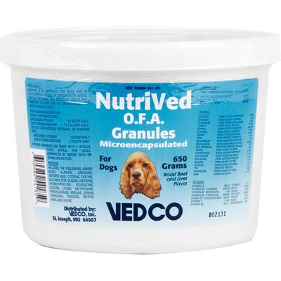 NutriVed™ O.F.A. Granules Dog