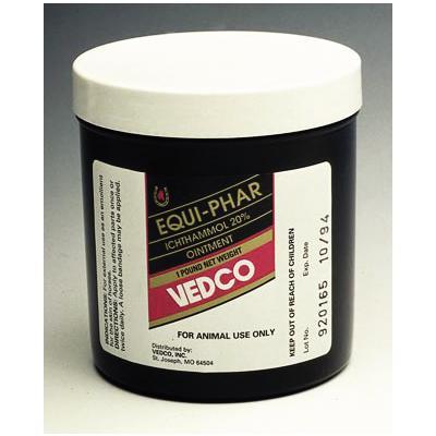Ichthammol 20% Ointment (Equi-Phar™ Brand)
