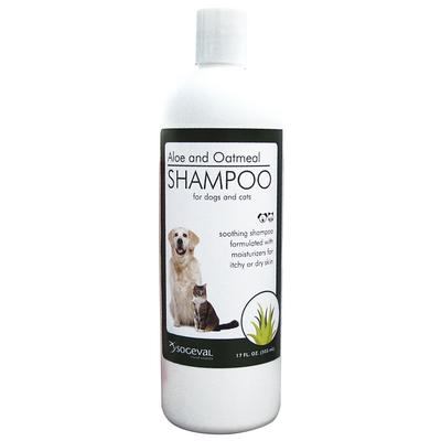 Aloe & Oatmeal Shampoo - CUSTOM LABEL