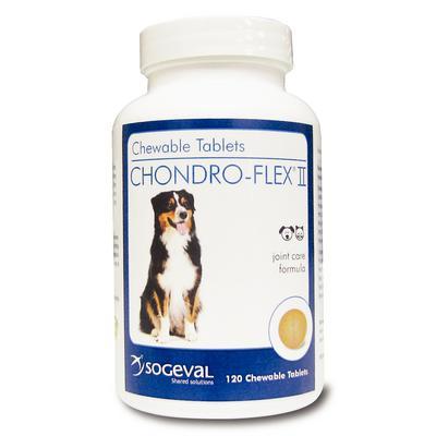 Chondro-Flex®  II Chewable Tablet (CUSTOM LABEL)