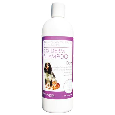 Oxiderm + PS Shampoo (CUSTOM LABEL)