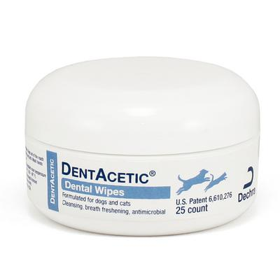 DentAcetic™ Dental Wipes