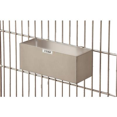 Stainless Steel Cage Accessory Box