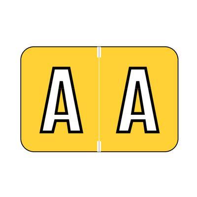 Jewel Tone™ Alpha Labels