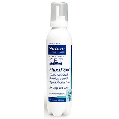 C.E.T.® FluraFom® Topical Fluoride Foam