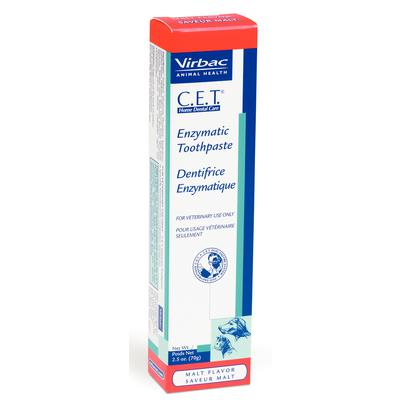 C.E.T.® Enzymatic Toothpaste - Virbac Animal Health