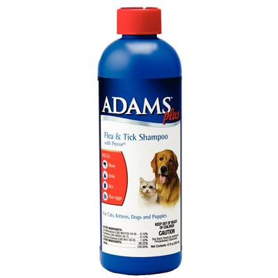 Adams™ Plus Flea & Tick Shampoo With Precor®