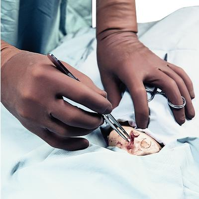 Encore® Orthopaedic Latex Powder-Free Surgical Gloves