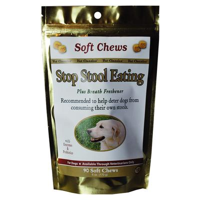 Stop Stool Eating Plus Soft Chew
