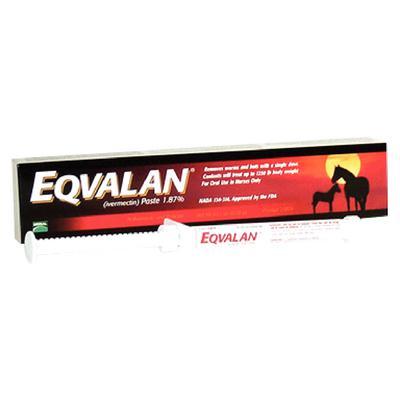 EQVALAN® Paste Syringe