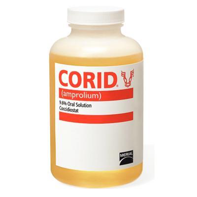 Corid® 9.6% Solution
