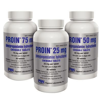 Proin® Chewable Tablets  (L1)