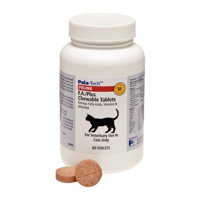 Feline F.A./Plus Chewable Tablets