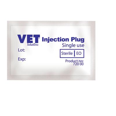 Vetoquinol Injection Plug