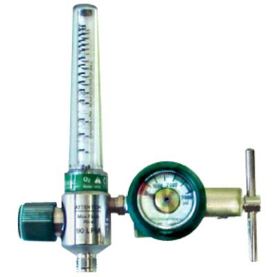 Oxygen Flowmeter with E-Cylinder Regulator