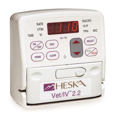 Heska® Vet/IV 2.2 Infusion Pump